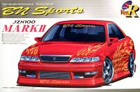 BNスポーツ JZX100 マーク2 後期型