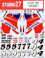 ホンダ NSR500 HRC 1994 EARLY SEASON