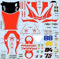 ドゥカティ GP9 PRAMAC RACING 2009