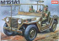 アカデミー 1/35 Armors M151A1 Light Utility Truck