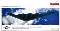 B-2A スピリット アメリカ空軍 第509爆撃航空団 Spirit of Mississippi