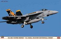 F/A-18E/F スーパーホーネット アメリカ海軍 航空100周年 コンボ (2機セット)