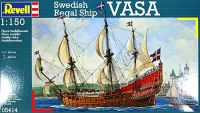 戦列艦 VASA (Swedish Regal Ship)
