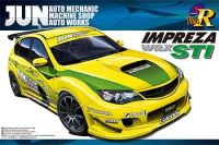 GRB インプレッサ WRX STI 5door '07 JUN Ver.