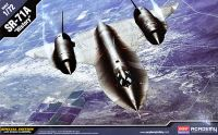 アカデミー 1/72 Scale Aircrafts SR-71A History