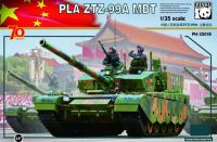 パンダホビー 1/35 CLASSICAL SCALE SERIES PLA ZTZ-99A 主力戦車