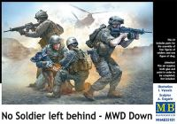 アメリカ 現用兵士 + 犬 (No Soldier left behind - MWD Down)