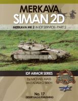 メルカバ SIMAN 2D (MERKAVA Mk.2 in IDF SERVICE PART 2)