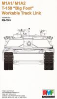 M1A1/M1A2 T-158 ビッグフット 可動式履帯