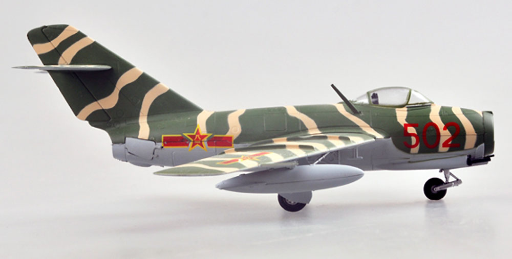 MiG-15bis 中国空軍 完成品 (イージーモデル 1/72 ウイングド エース (Winged Ace) No.37133) 商品画像_3