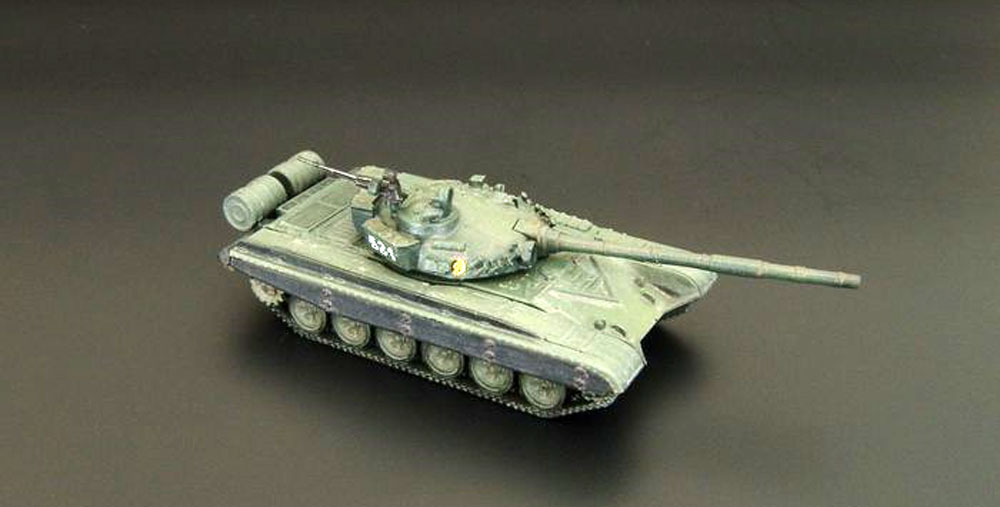 T-72M レジンキット (ブレンガン 1/144 レジンキット No.BRS144040) 商品画像_1