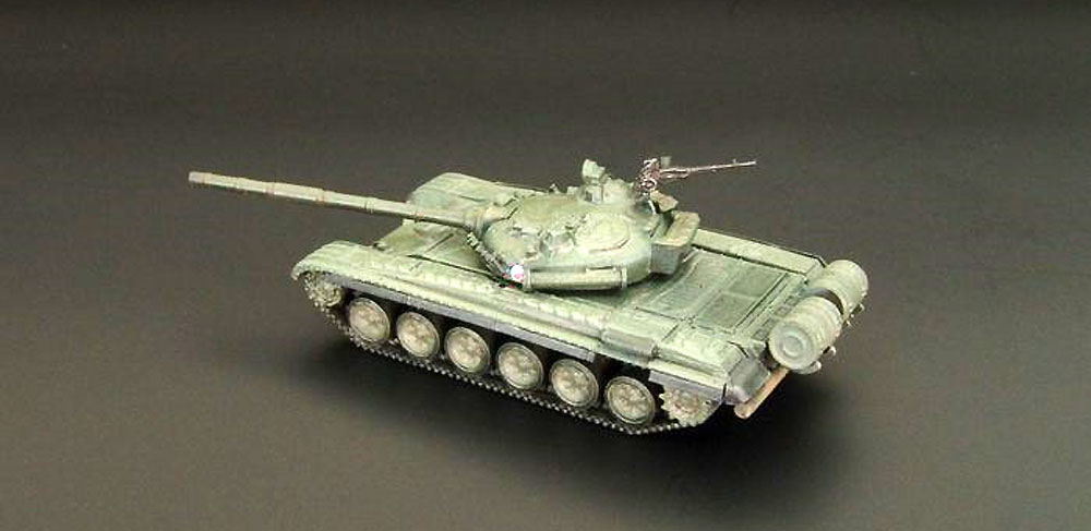 T-72M レジンキット (ブレンガン 1/144 レジンキット No.BRS144040) 商品画像_2